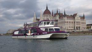 Budapest Booze cruise